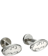 Cufflinks Inc. - Silver Batman Logo Cufflinks