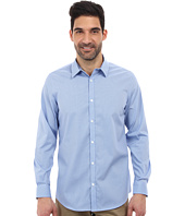 Calvin Klein - Long Sleeve Infinite Cool Button Down Stripe Shirt