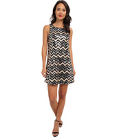 rsvp - Iris Chevron Dress