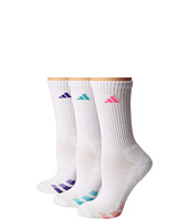 adidas - Cushion Variegated 3-Pair Crew Sock