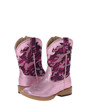 Roper Kids - Square Toe Girlie Camo (Toddler)