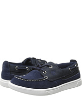 Timberland Kids - Earthkeepers® Groveton Leather and Fabric Boat Oxford (Toddler/Little Kid)