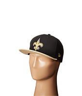 New Era - NFL Black/Team New Orleans Saints