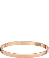 Kate Spade New York - Idiom Bangles Stop and Smell The Roses - Solid