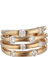 GUESS - 4 Band Stone Ring