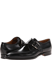 Gravati - Calf Leather Buckle Monk Strap