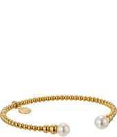 Majorica - 8mm Round Pearl Bangle Bracelet