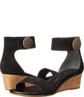 Rockport - Total Motion 55mm Stone Ankle Strap Wedge Sandal