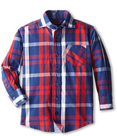 Toobydoo - Cotton Woven Shirt (Toddler/Little Kids/Big Kids)