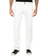 7 For All Mankind - Slimmy w/ Clean Pocket in White Denim