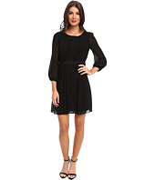 Jessica Simpson - 3/4 Sleeve Chiffon Dress