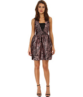 McQ - Long V Party Dress