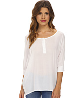Splendid - Rayon 3/4 Length Shirt