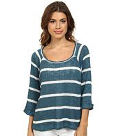 Splendid - Serengeti Stripe Loose Knit Sweater