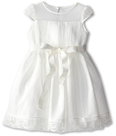 Us Angels - Point D' Esprit Dress (Toddler)