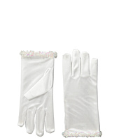 Us Angels - Satin Glove w/ Iridescent Trim