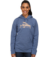 Patagonia - Ballpoint Flying Fish Mw Pullover Hooded Sweatshirt