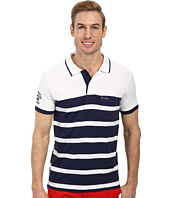 U.S. POLO ASSN. - Slim Fit Color Block Jersey Polo