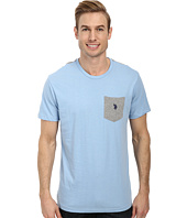 U.S. POLO ASSN. - Crew Neck Color Block Pocket T-Shirt