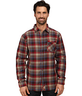 Mountain Hardwear - Reversible Flannel Plaid Long Sleeve Shirt