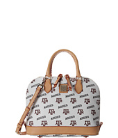 Dooney & Bourke - Collegiate Zip Zip Satchel
