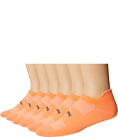 Feetures - High Performance Ultra Light No Show Tab 6-Pair Pack