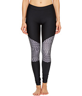Under Armour - UA HeatGear® Armour Print Inset Leggings