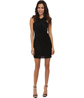 Laundry by Shelli Segal - Pique Shine Cocktail Dress