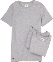 Lacoste - Essentials 3-Pack Crew Tee