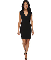 Nicole Miller - Caleb Techy Crepe Cutout Dress