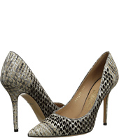 Salvatore Ferragamo - Fabric High-Heel Pump