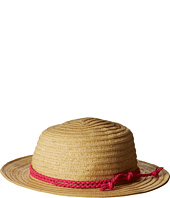 San Diego Hat Company Kids - PBK3206 Sunbrim w/ Braided Trim (Big Kids)