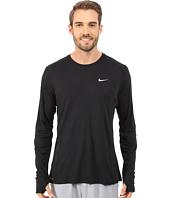 Nike - Dry Miler Long Sleeve Running Top