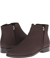 Armani Jeans - Lizzard Printed Bootie