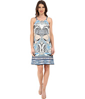 Hale Bob - Butterfly Faux Halter Dress