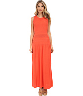BCBGMAXAZRIA - Delyse Pointelle Maxi Dress