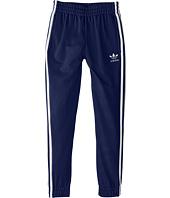 adidas Originals Kids - Superstar Fitted Track Pants (Little Kids/Big Kids)