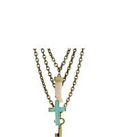 DSQUARED2 - Triple Charm Necklace