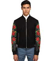 DSQUARED2 - Embroidered Bomber Jacket