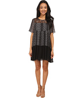 BCBGeneration - Yoke Dress w/ Lace