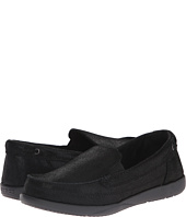 Crocs - Walu Shimmer Leather Loafer