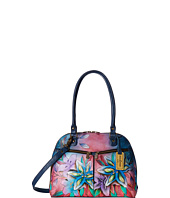 Anuschka Handbags - 553 Zip Around Organizer Satchel