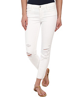 J Brand - Low Rise Destructed Crop in Demented