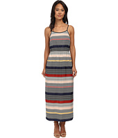 Vince Camuto - Morocco Tile Stripe Maxi Dress