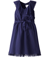 Us Angels - Sleeveless Wrap Front w/ Full Skirt