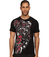 Just Cavalli - Abstract Mechanical Tee