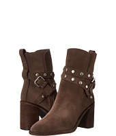 See by Chloe - Suede Wrap Heel Bootie with Studs