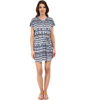 Michael Stars - Tribal Print Short Sleeve Shirtdress