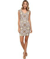 French Connection - Electric Mosaic Cotton Dress