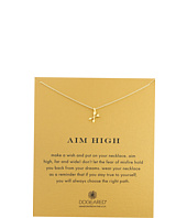 Dogeared - Aim High Crossing Arrows Necklace
